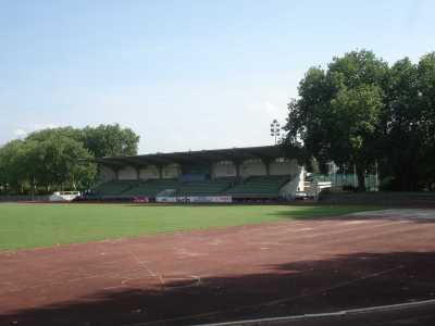Stadion Rüsselsheim