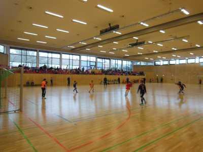 Stadthalle Zeilsheim
